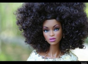 Black Barbie For 2012