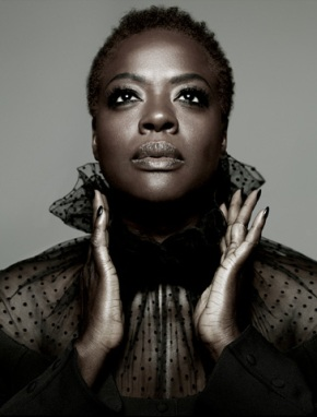 Viola Davis Rocks It Out In LA Times Magazine!