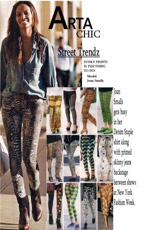 Print Me Up. A Fashion MustDo!