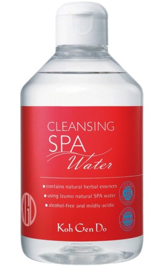 Koh-Gen-Do-Cleansing-Spa-Water
