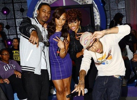 New Hosts of 106 And Park 106 Park New Crew | Arta
