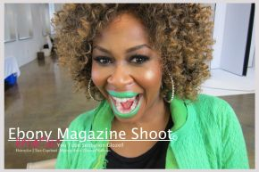 You Tube Sensation Glozell & Ebony