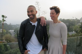 Behind The Scenes With Matt Kemp For Ebony Magazine