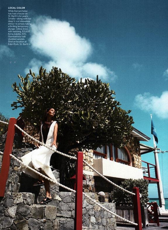 Joan-Smalls-by-Patrick-Demarchelier-for-Vogue-US-April-2013