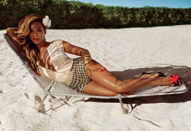 Beyonce-for-HM-Summer-2013