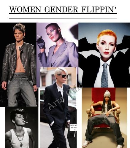 women gender