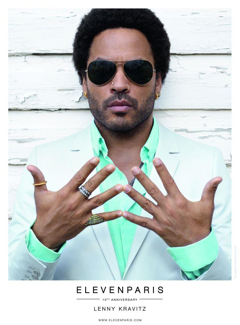 Lenny-Kravitz-Eleven-Paris-Spring-Summer-2013-Campaign