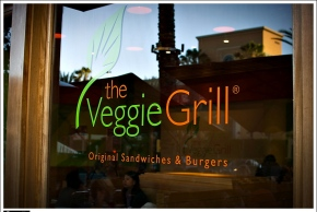 Soy Over the VeggieGrill
