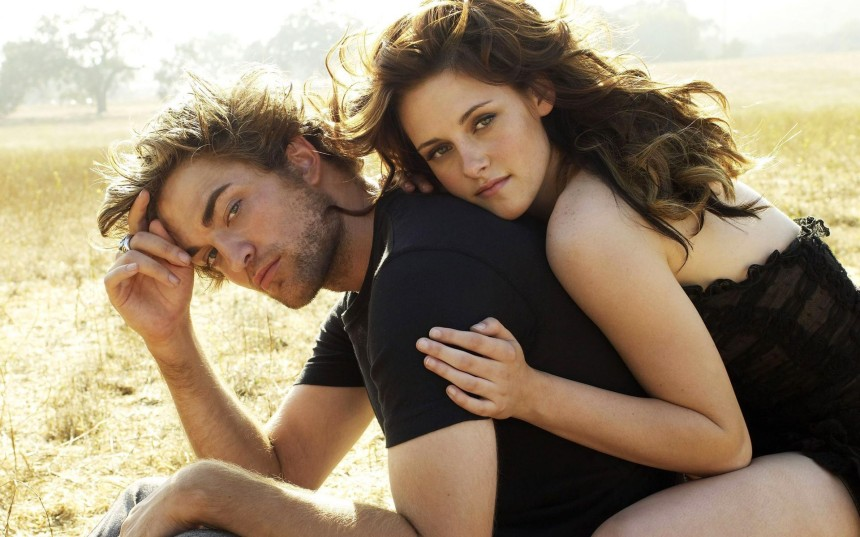 Kristen-Stewart-Robert-Pattinson-Hot-HD-Wallpaper