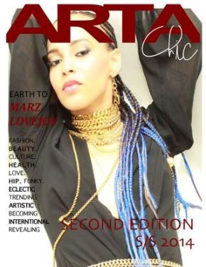ARTA CHIC MAGAZINE. THE SECOND EDITION