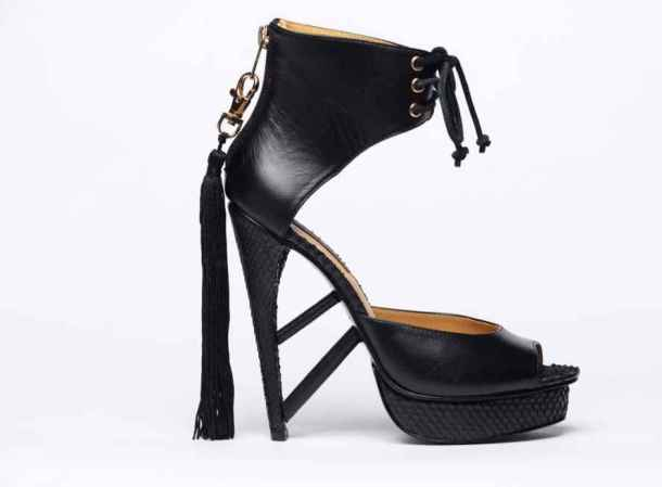 Alejandra-G-Murcia-Black-Sandals