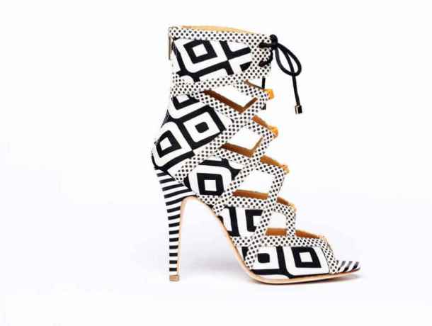 Alejandra-G-Wanda-Black-and-White-Print-Pumps