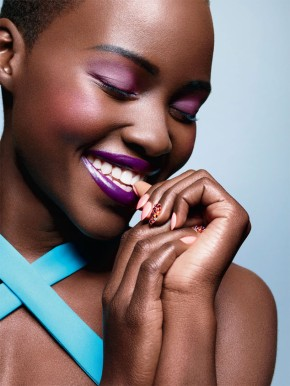 Lupita Nyong'o Tells You Her Natural Beauty Secret