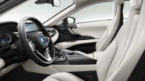 The New i8BMW