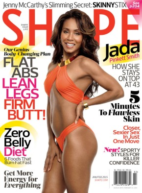 Jada Pinkett Smith Covers Shape