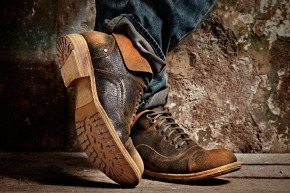A Ruff & Rugged Shoe For You