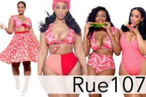 It's Getting Hot In Here With Rue 107Swimwear
