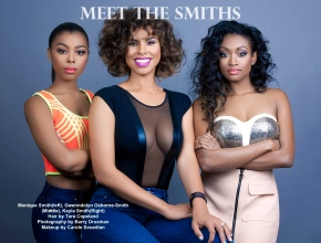 Ex- NBA Player Lands New Reality Show Called Meet The Smiths