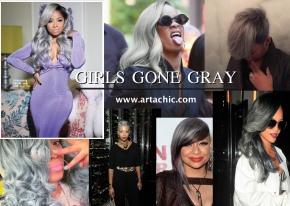 Girls Gone GRAY