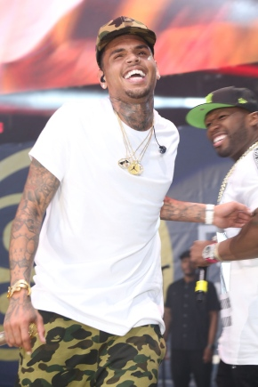 25 Things You Didn't Know About Chris Brown