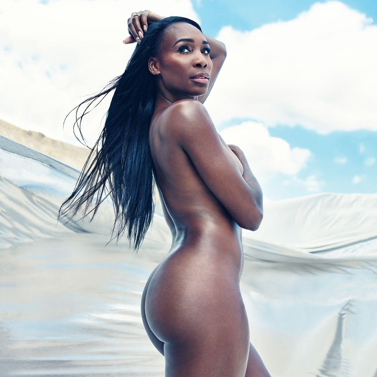 Are Serena williams pics espn nude