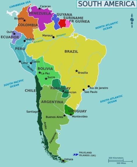 América Sur