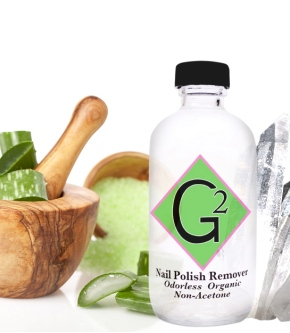 A Polish Remover That Doesn't Stink