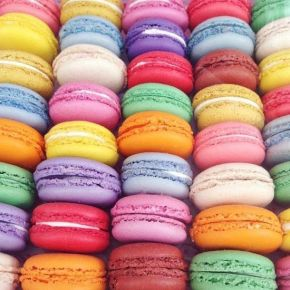 The History Of A Sweet Treat:Macarons