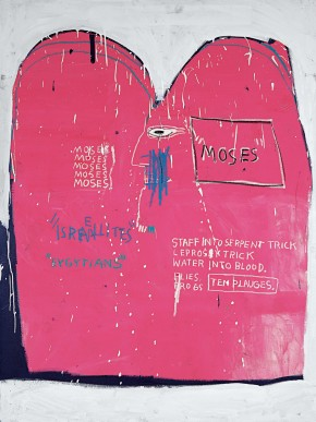 Jean-Michel Basquiat's Million-DollarMessages