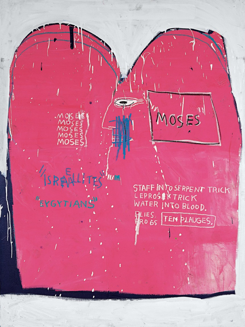BASQUIAT-Moses-and-the-Egyptians-1982-1542x2061