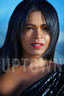 Our Love Jones: Nia Long & Uptown Magazine