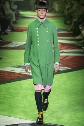 Gucci Spring 2017Menswear