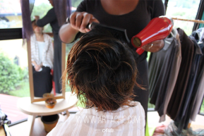 Cutting & Styling Hair Abroad