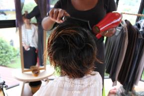 Cutting & Styling HairAbroad