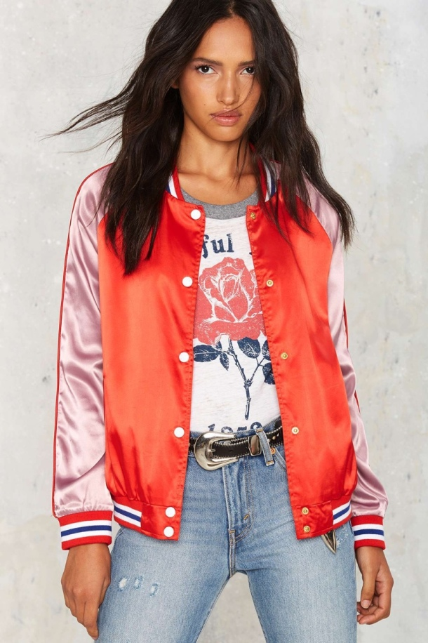 Nasty-Gal-Ballpark-Satin-Bomber-Jacket