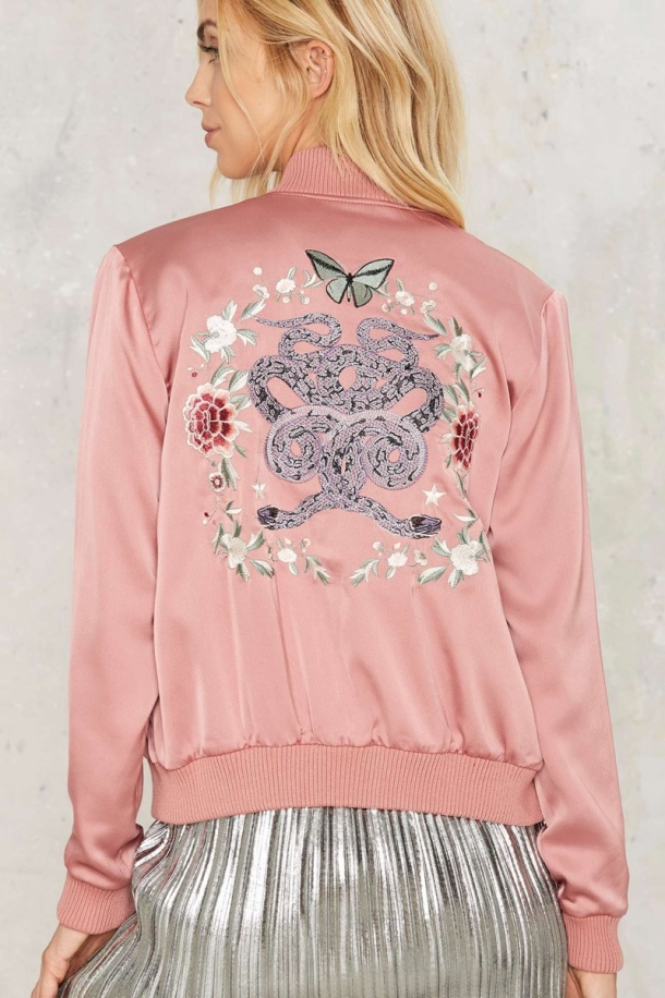 Nasty-Gal-Serpent-Up-Satin-Bomber-Jacket