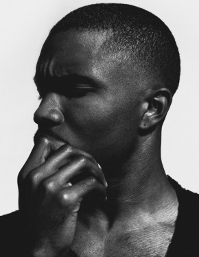 FRANK OCEAN AND OYSTER MAGAZINE
