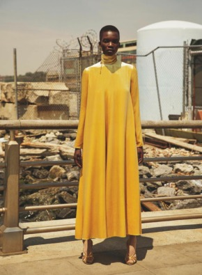 Marie Claire UK September 2016 Achok Majak by David Roeme