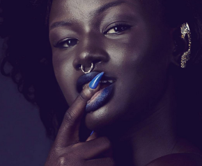 Meet 19-Year-Old Melanin Goddess: Khoudia Diop