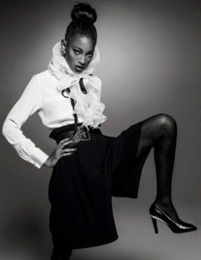 WOW!! WILLOW SMITH IS ALL GROWN UP & SLAYING FOR VOGUE PARIS!