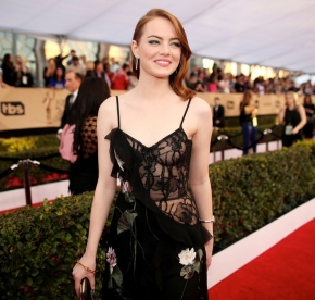 Emma Stone Wins Twice In One Night