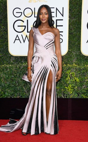 Naomi Campbell Is Never Too Much In 2017 #BestDressed