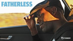 """What Is It Like To Be Fartherless? Baron Vaughn From The Hit Show """"Grace And Frankie"""" Has More Than A FewWords"""