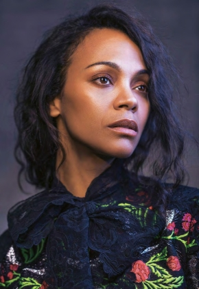 Zoe Saldana Spills The Tea On Why She Cries And Her GuiltyPleasures