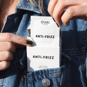 "Quai Hair Products Launches New ""Anti-Frizz Sheets"" For Hair!"