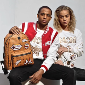 Snoop Dogg's Eldest Son, Cordell Broadus, Campaigns for MCM Worldwide.